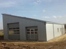 Gewerbehalle in Husum